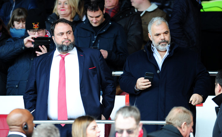 Nottingham Forest's trigger-happy owners.