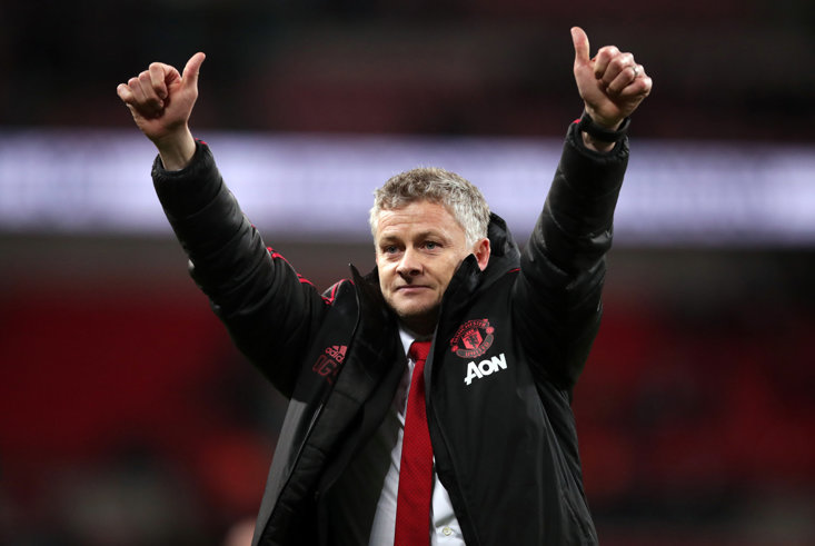 Solskjaer looks set to continue as Man Utd manager