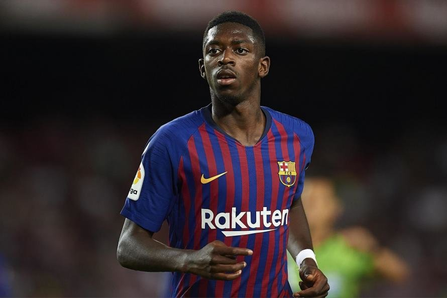 Dembele looks to be staying put