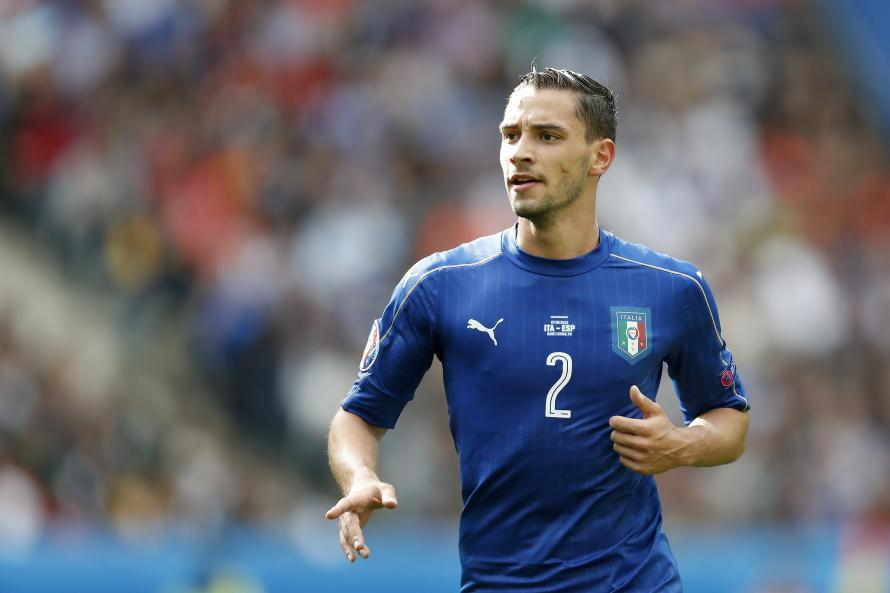 Mattia De Sciglio is one of several new faces to arrive at Juventus during the summer