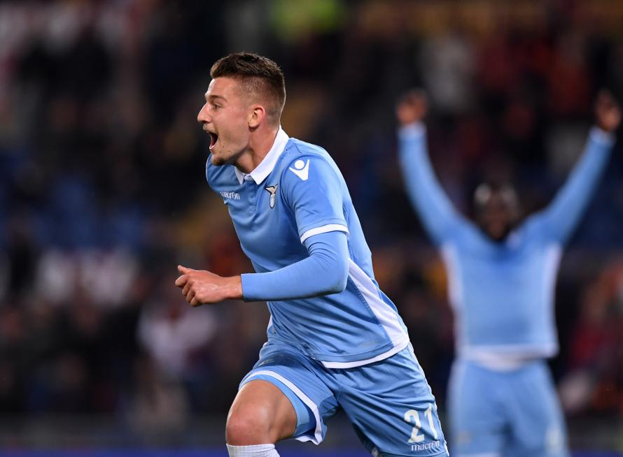 Serie a team of the year sergej milinkovic savic v radja for Sergej milinkovic savic squadre attuali
