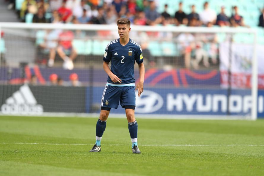 Who is Juan Foyth? Watch Tottenham's new signing in action