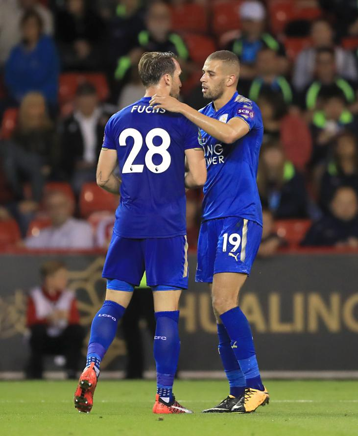 Squad depth key to league campaign, says Leicester's Shakespeare