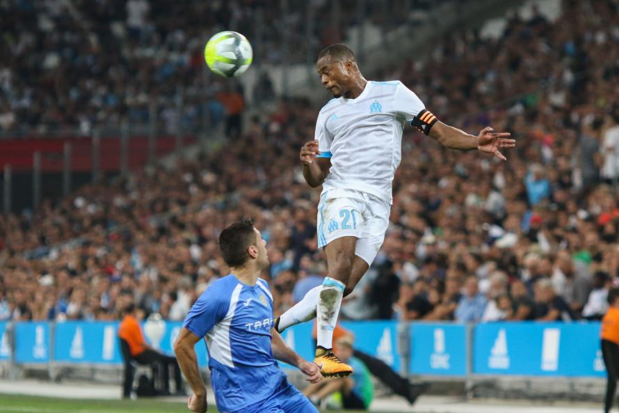 Marseille Suspend Evra For Kicking Fan During Warm-Up