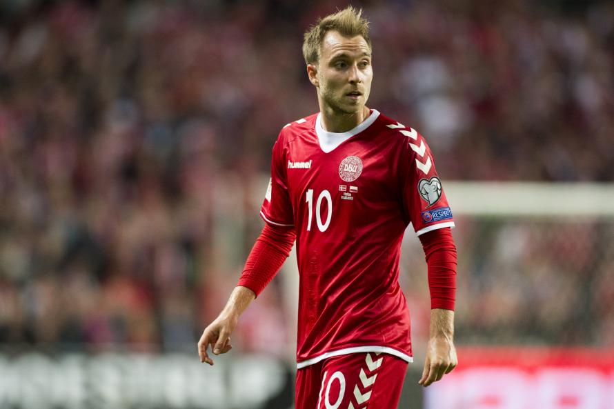 Christian Eriksen has been in good form for club and country