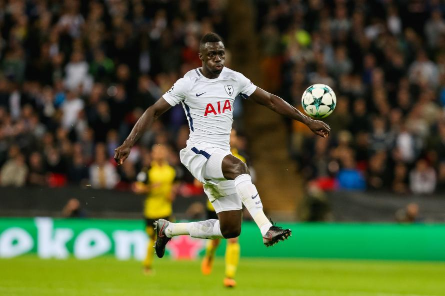 Davinson Sanchez has shown signs of potential since arriving at Spurs in the summer but he is far from the finished product