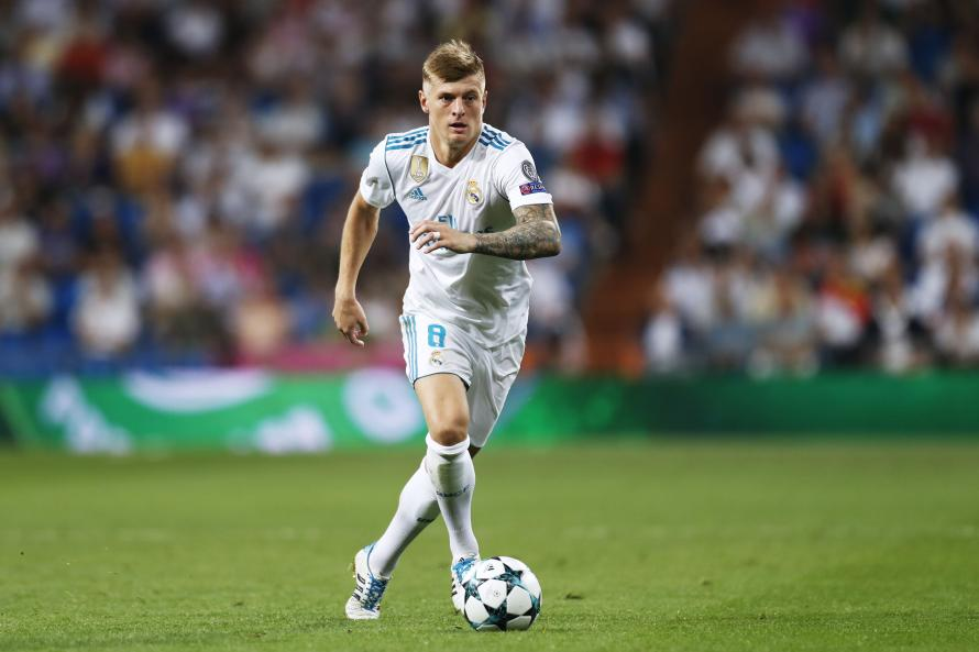 1e6d3dd6dd44 Are The FIFA 18 Player Ratings Right? Is Toni Kroos Of Real Madrid The Best  Central Midfielder In The World?