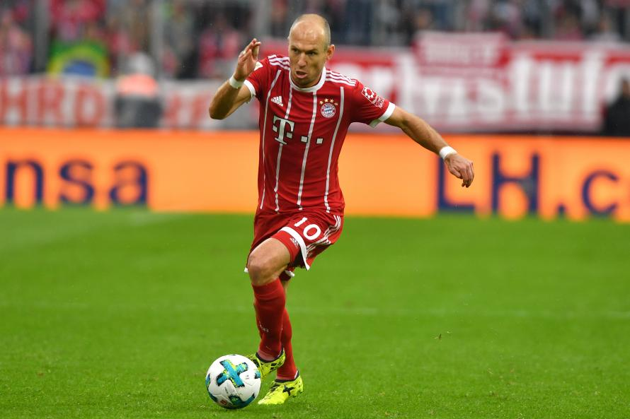 a3e36e0b733 Why Arjen Robben Deserves To Be Considered Among The Very Best