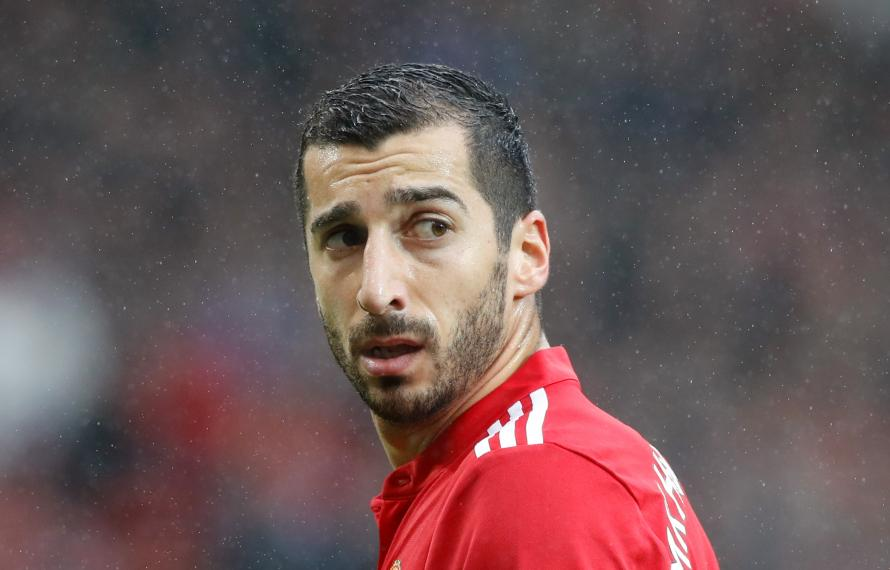 Manchester United midfielder Henrikh Mkhitaryan is struggling for consistency