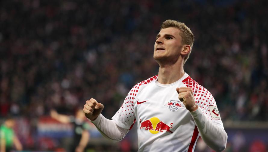 Timo Werner is one of Europe's most exciting young talents right now