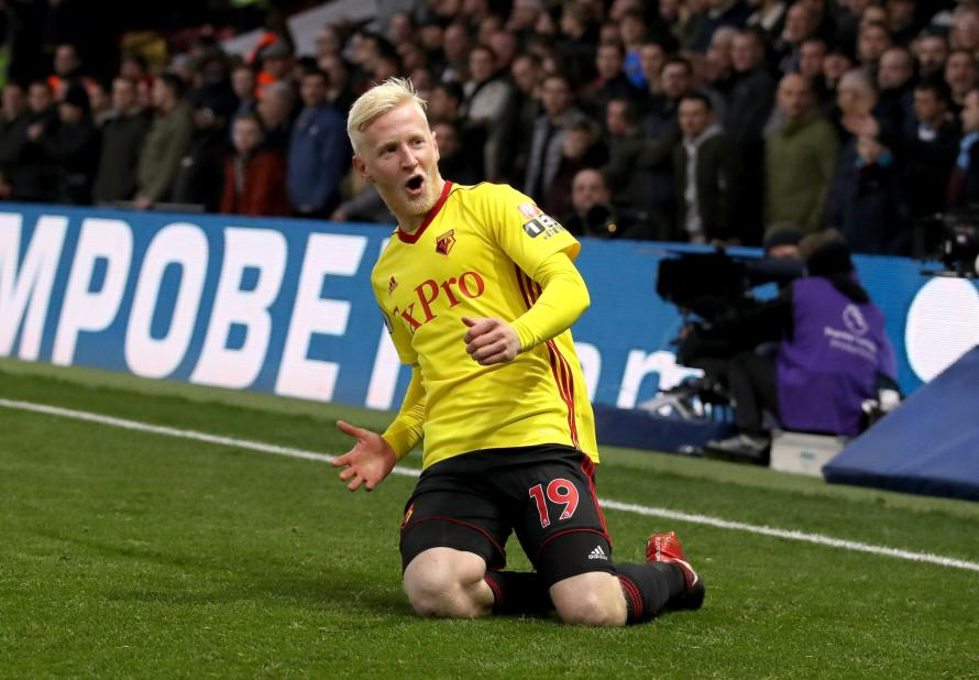 Image result for will hughes watford