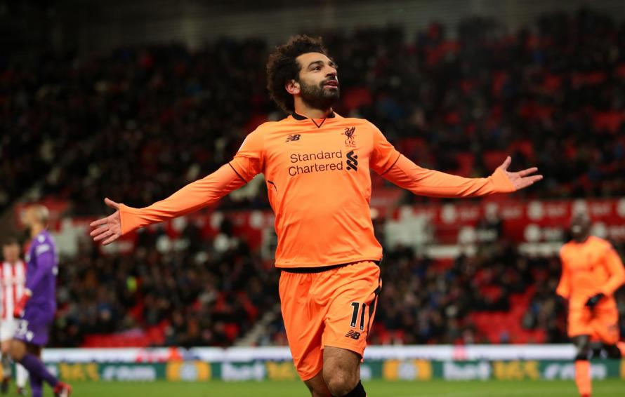 Stoke goes down to Liverpool 3-0 in bet365 — English Premier League