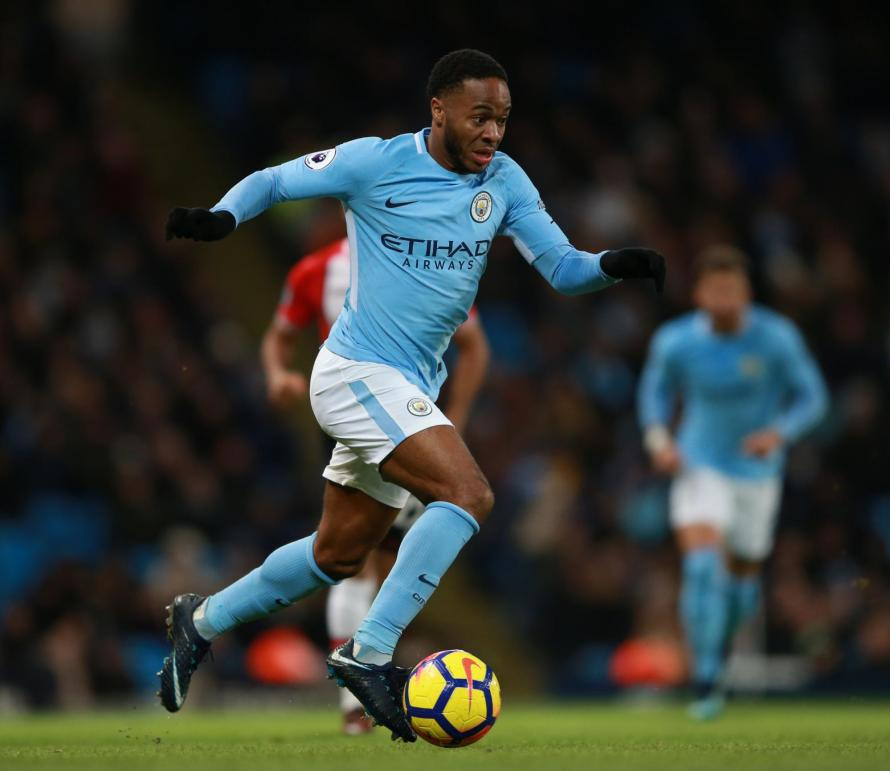 How Manchester City Boss Pep Guardiola Has Improved Raheem Sterling