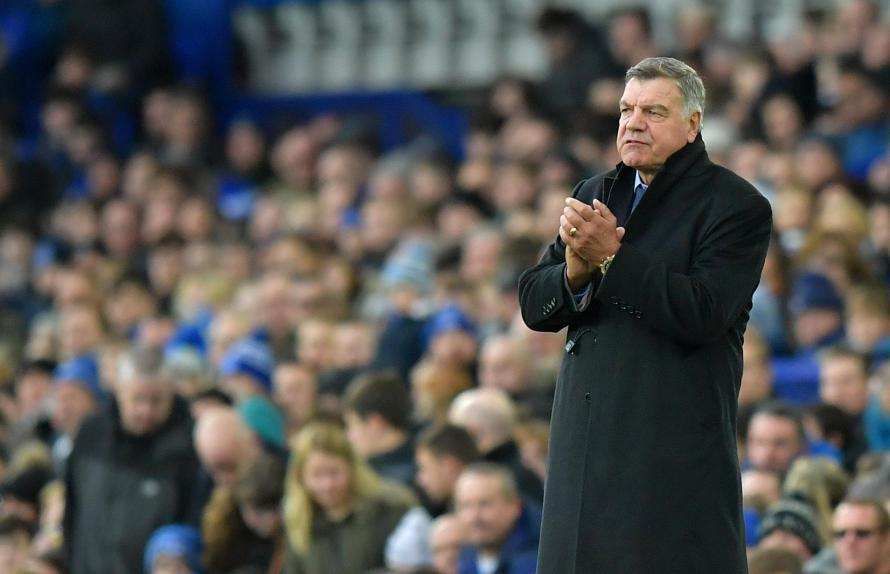 New Everton boss Sam Allardyce saw his team beat Huddersfield Town 2-0 at Goodison Park