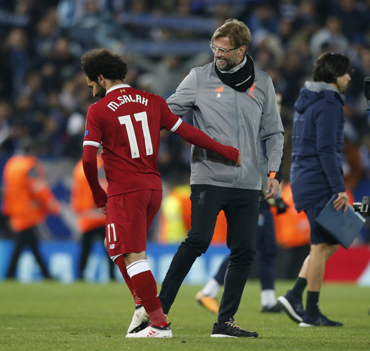 Are Jurgen Klopp and Mo Salah on the brink of bringing back the title to Anfield?