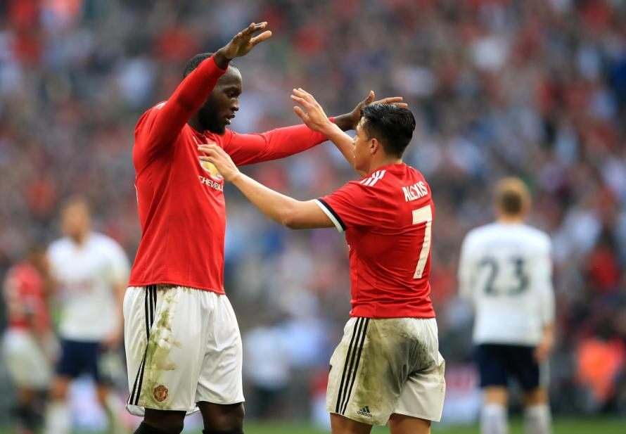 Man United beat Tottenham to reach FA Cup final