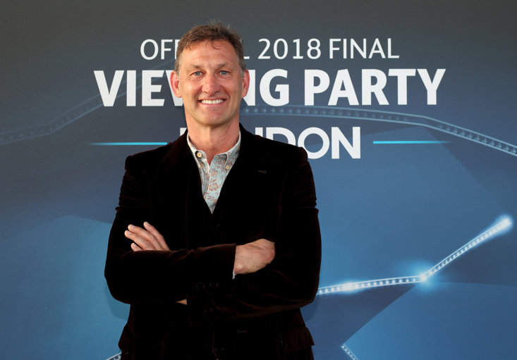 Tony Adams will become the next President of the Rugby Football League