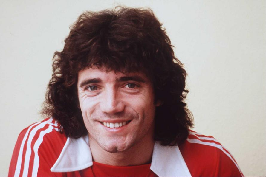 Kevin Keegan was a huge hit in Hamburg - both on the pitch and in the pop charts