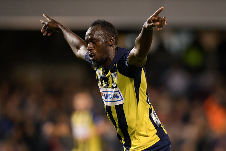Bolt offered two-year deal by European club, says agent