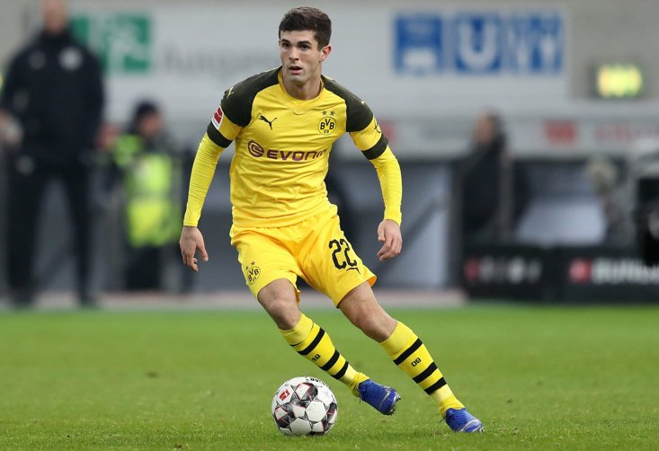 Is Christian Pulisic on the move?
