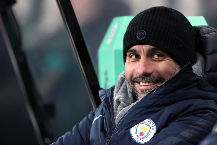 Pep Guardiola can make it three straight wins at Old Trafford this week with Manchester City
