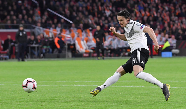Look Germany side takes step forward with win over the Netherlands