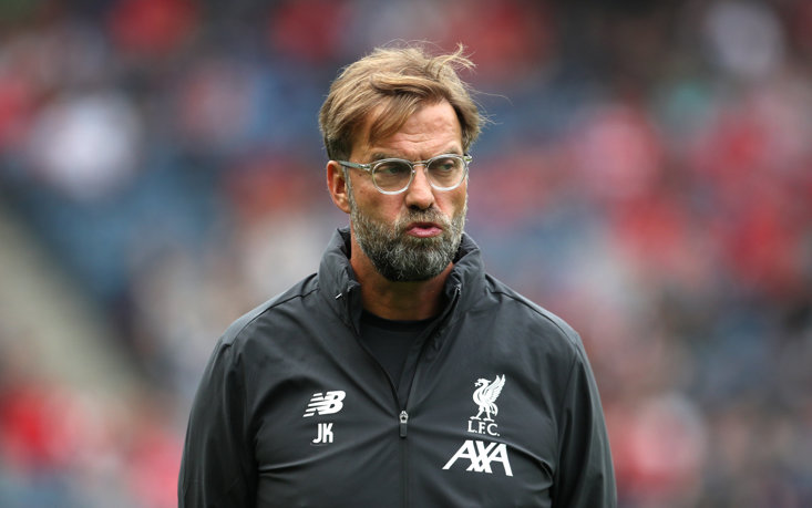 Jurgen Klopp went very close to Liverpool's first title in three decades last year.
