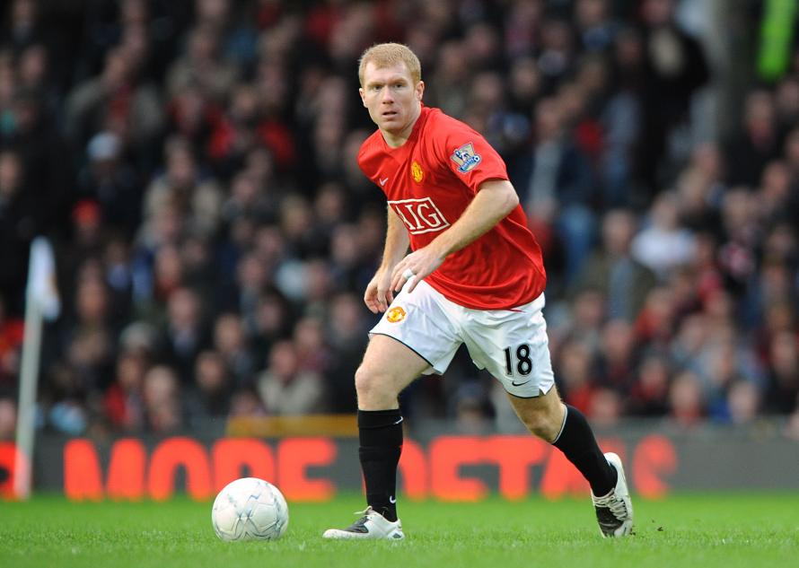Paul Scholes: Paul Scholes, Adriano And The Other Footballers To Come