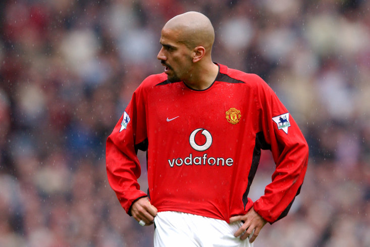 Juan Sebastian Veron played for both Manchester United and Chelsea but failed to make an impact in the Premier League