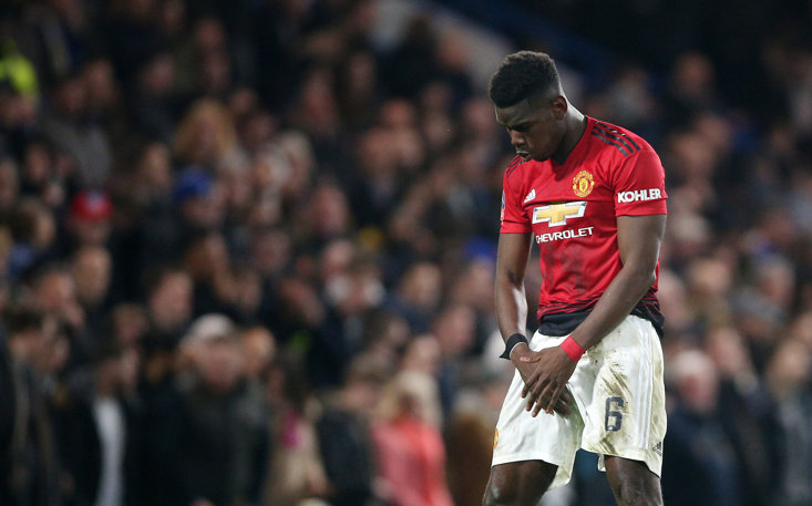 Paul Pogba has been in simply sparkling form since Jose Mourinho's departure
