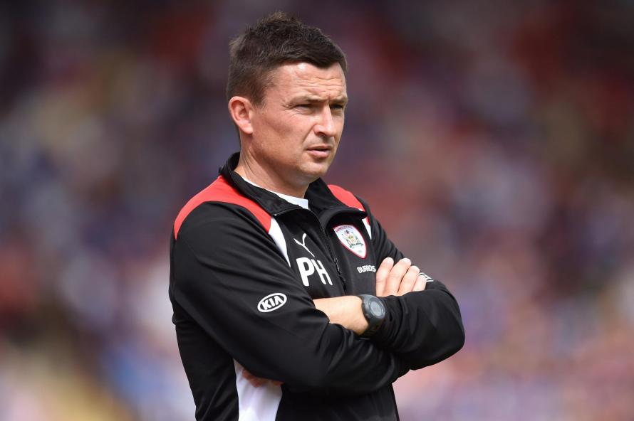 Barnsley boss Heckingbottom cool over Sunderland links