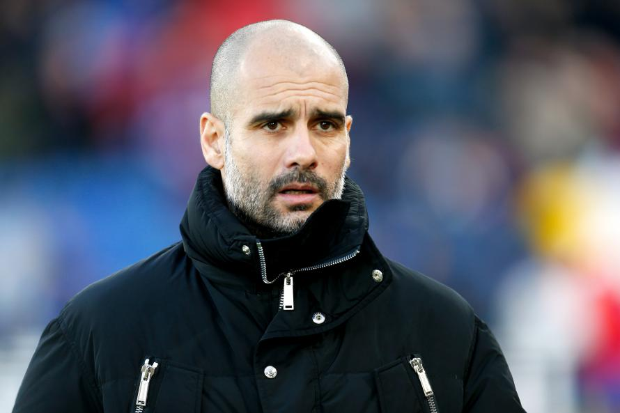 Guardiola may be dealt some bad news...