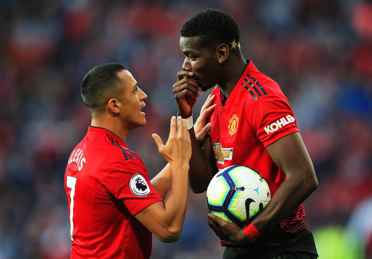 Pogba and Sanchez have not justified their wages