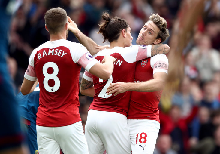 Arsenal on the rise under Emery as Newcastle lose again