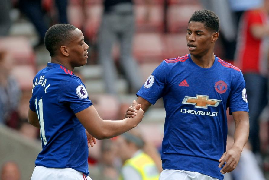 Marcus Rashford And Anthony Martial Have Been Rejuvenated