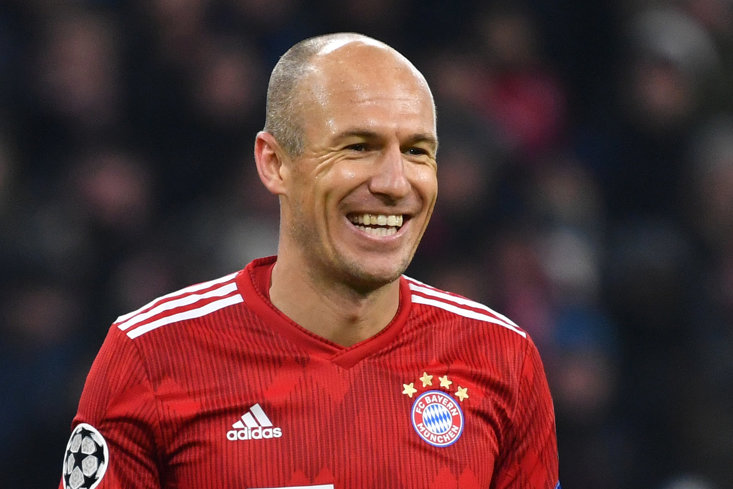 Robben: Anfield is the worst stadium