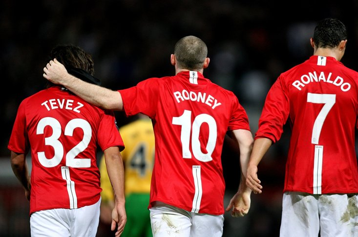 Name a better attacking trio.