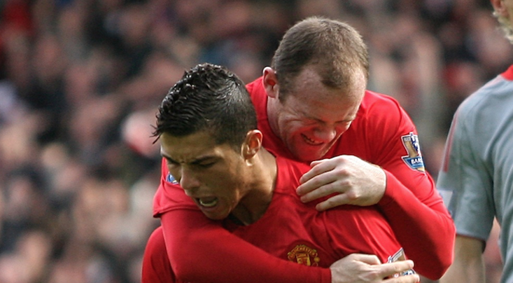 Ronaldo and Rooney to link-up once again?