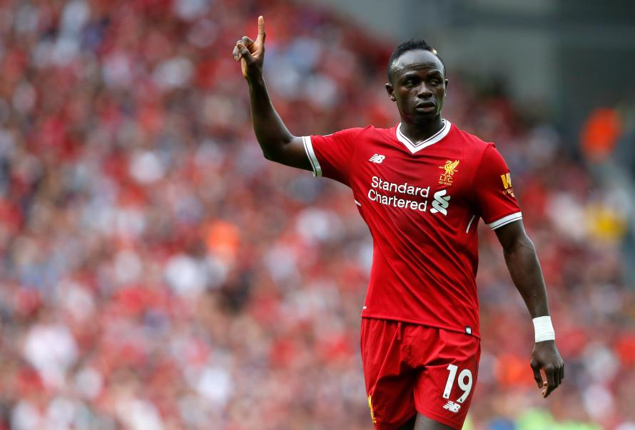 Sadio Mane Has Been On Fire In The Premier League In Recent Weeks