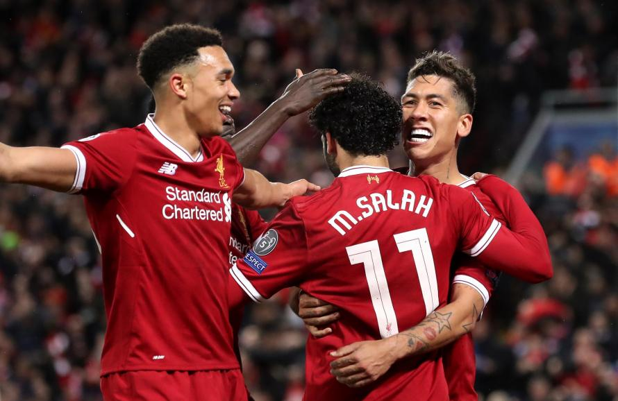 Liverpool on the cusp of setting a new club record
