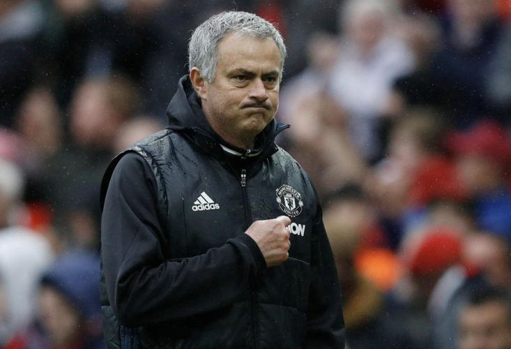 Manchester United manager Jose Mourinho's position has been under intense scrutiny