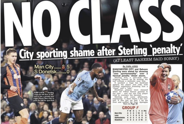 The S*n have done it again...