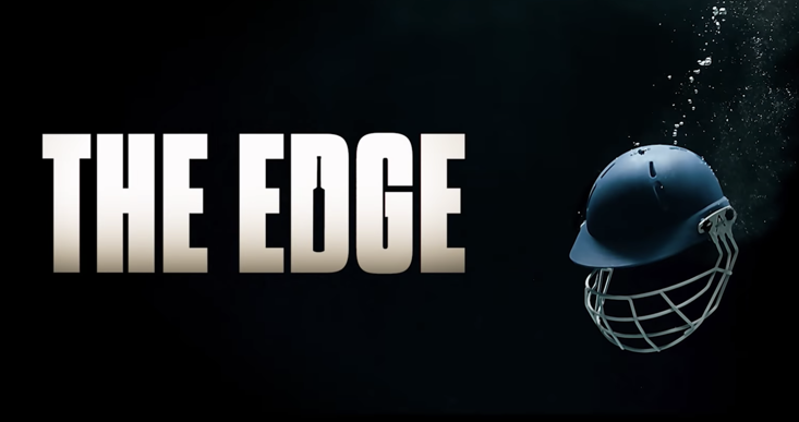 The Edge – Test cricket like you've never seen it before.