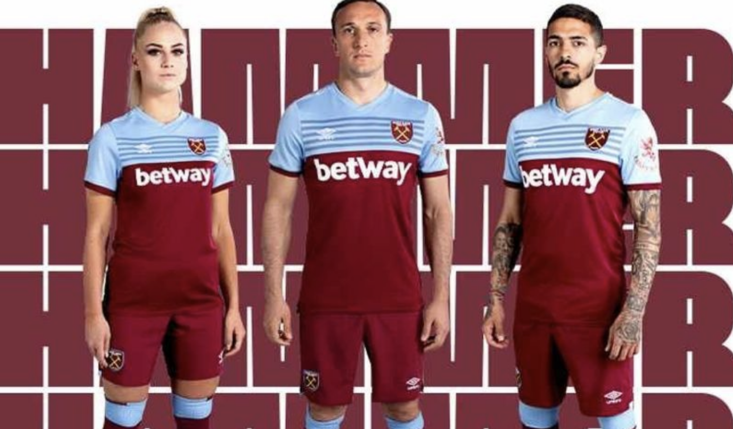 Image from West Ham