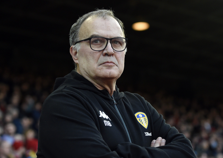 Marcelo Bielsa is manager of Leeds United.