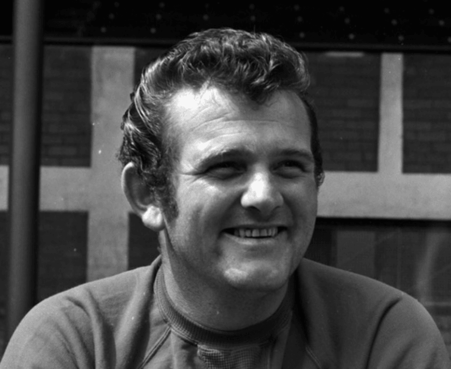 Former Liverpool goalkeeper, Tommy Lawrence dies