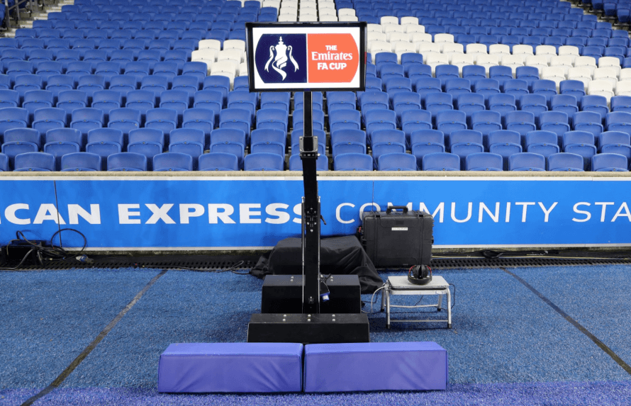 VAR Played A Crucial Role In Leicester City's FA Cup Replay