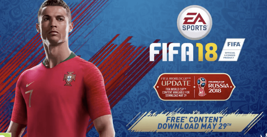 EA to launch free World Cup content for Federation Internationale de Football Association  18