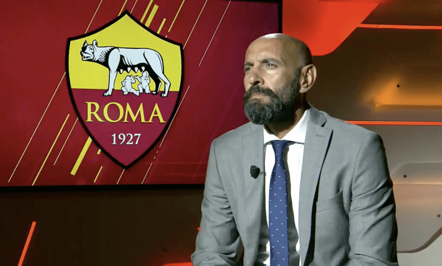 Roma Sporting Director Roma gave an interview explaining