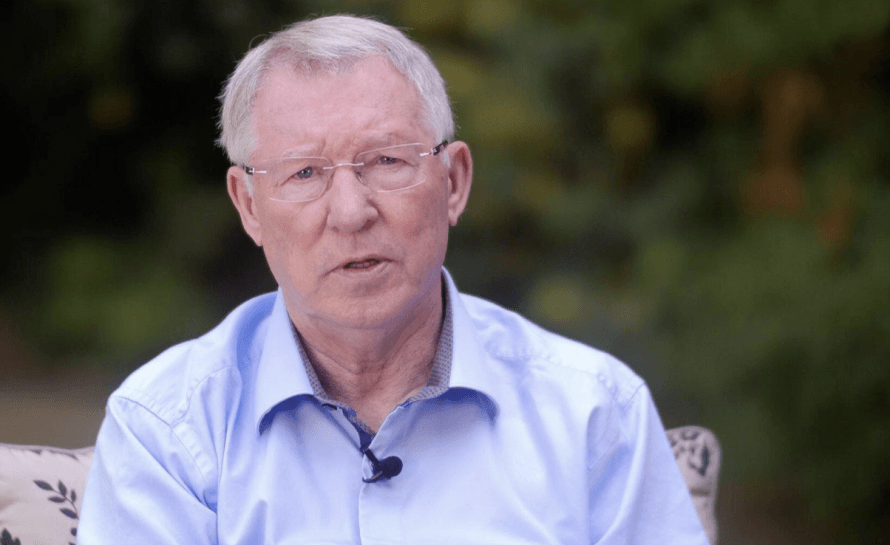 Sir Alex Ferguson speaks first time after emergency brain surgery